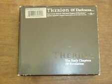 THERION Of darkness- The early chapters of revelation- BOX 3 CD