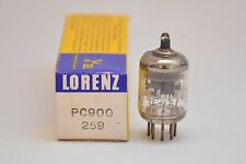 Sel Lorenz pc900/PC 900 radio tubo/tube/tubocon, radio, nos