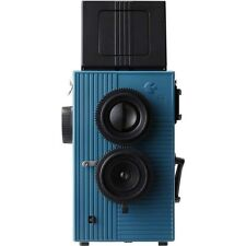 Blackbird Fly 35mm TLR Twin Lens Reflex Camera - Blue [Camera]