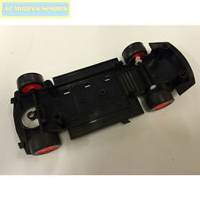 W10807 Scalextric Spare Underpan, Front & Rear Axle for Holden Commodore