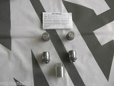 MGF MG F OEM McGuard Locking Wheel Nuts Set Brand New