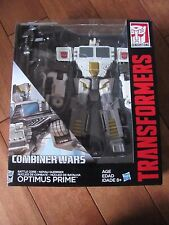 Transformers Combiner Wars OPTIMUS PRIME Battle Core Voyager NEW