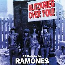 NEW - Blitzkrieg Over You: Tribute to the Ramones