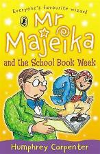 Mr. Majeika and the School Book Week by Humphrey Carpenter (Paperback, 1993)