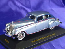 PIERCE ARROW SILVER ARROW 1933 IXO MUS045 1:43 NEW DIECAST MODEL SILVER MUSEUM