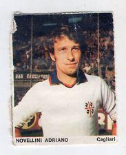 Figurina picture cards GUERIN SPORTIVO 1974/75 CAGLIARI NOVELLINI