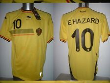 Belgium HAZARD Adult XL BNWT Burrda Shirt Jersey Football Soccer Chelsea 3rd Top