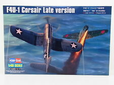 LOT 32809 | Hobby Boss 80382 F4U-1 Corsair Late Version 1:48 Bausatz NEU in OVP