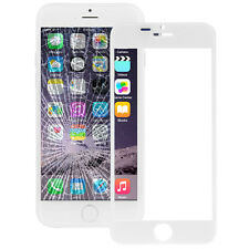 Apple iPhone 6 plus Front Glass Panel Scheibe Display Glas Weiß