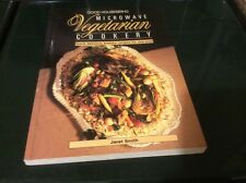 Good Housekeeping Microwave Vegetarian Cookery By Janet Smith