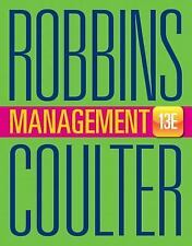 Management (13th Edition) by Robbins, Stephen P.; Coulter, Mary A.