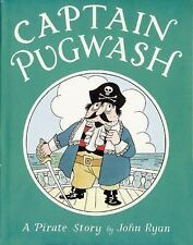 Captain Pugwash: A Pirate Story-ExLibrary