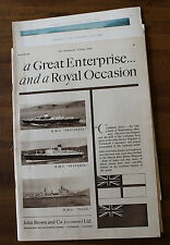The Illustrated London News Aug 22 1959 Queen visits Canada advertising news