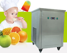 Stainless Steel Ice Lolly Machine,ice popsicle machine with one 30pcs/set mold
