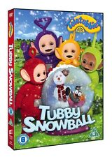 Teletubbies - Tubby Snowball (*Pre-order DVD releases 31st October 2016*)