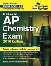 Cracking the AP Chemistry Exam, 2016 Edition College Test Preparation)