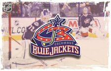"Columbus Blue Jackets Ice Hockey NHL Sport Wall Decor Poster 28"" x 18"""