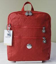 Kipling BP4112 Plover Cherry Red Kendall Backpack