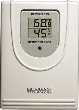 W044-F La Crosse Technology 433 MHz Wireless Temperature & Humidity Sensor