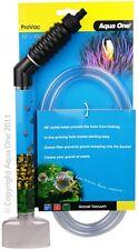 Aqua One A1-20132 Gravel Cleaner ProVac 12in/30cm For Aquarium Fish Tanks
