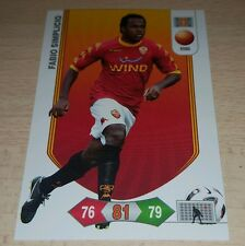 CARD ADRENALYN CALCIATORI PANINI ROMA SIMPLICIO CALCIO FOOTBALL SOCCER