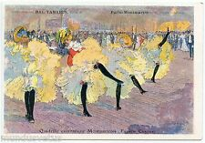 BAL TABARIN . Quadrille excentrique Montmartrois . FRENCH CANCAN.
