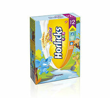 Junior Horlicks 456 Health Drink Original Stage 2 - 500g Pack Children Essential