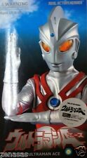 Used Medicom Toy Real Action Heroes RAH Ultraman Ace Painted