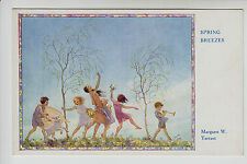 Margaret Tarrant: Spring Breezes - Group of Children - Medici Society PC (2221)