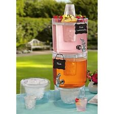 Daily Chef Stackable Beverage Dispensers  325094