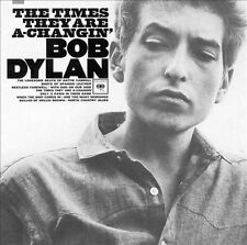 The Times They Are A-Changin' [Remaster] by Bob Dylan (CD, Jun-2005, Sony Music