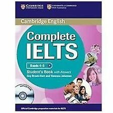 Complete: Complete IELTS Bands 4-5 by Guy Brook-Hart (2012, CD / CD-ROM,...