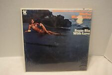 Walter Wanderly-From Rio With Love, Cheesecake, Tower T5047, F3/F3, Shrink, VG