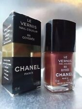 89 ODYSSEE CHANEL LE VERNIS NAIL COLOUR VARNISH VERY RARE MINT CONDITION IN BOX