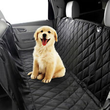 135*147 Waterproof Car Rear Seat Dog Pet Heavy Duty Cushion Cover Protect Travel