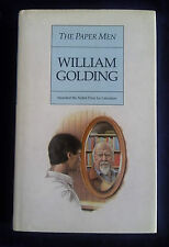 THE PAPER MEN by William Golding (Guild Publishing Hb, 1984)