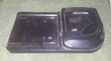 Sega Cd System Model 2 with for genesis V2 for parts and repair... not working.