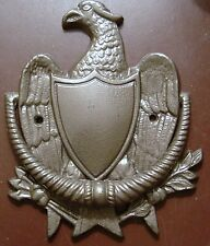 Solid Brass US Seal Patriotic American Eagle Door Knocker