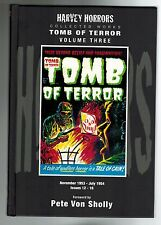 HARVEY HORRORS COLLECTED WORKS TOMB OF TERROR VOLUME 3 HARDCOVER - 2013