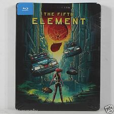 The Fifth Element Blu-ray Disc Steelbook