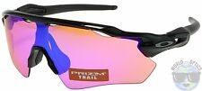 Oakley Radar EV Path Sunglasses OO9208-04 Polished Black | PRIZM Trail | NIB |