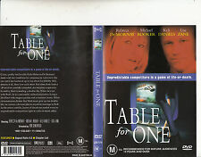 Table For One-1999-Rebecca DeMornay-Movie-DVD