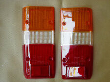 x2 TOYOTA LAND CRUISER FJ60 FJ62 BJ60 BJ62 HJ60 HJ61 HJ65 REAR TAIL LIGHT LENS