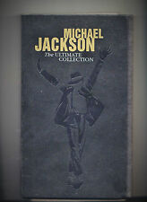 Mickael Jackson -- The Ultimate Collection --- (Coffret 4 CD + 1 DVD)