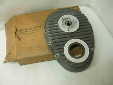 NOS 1960s MAGNESIUM HILBORN TIMING COVER #PDC-4-1 CHEVY 327 350 FUEL INJECTION