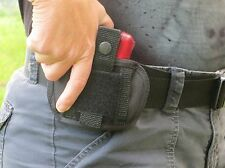 Holster for KIMBER PEPPER BLASTER Very Thin Lay-Flat Belt Concealed Carry Design