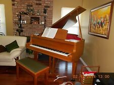 Schafer and Sons Parlor Baby Grand Piano