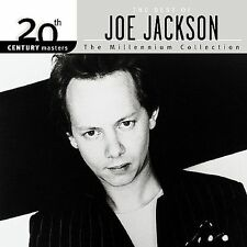 CD: The Best of JOE JACKSON The Millennium Collection