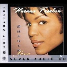 SACD Shaking Free by Nnenna Freelon (CD, Nov-2003, Concord Jazz)