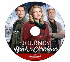 JOURNEY BACK TO CHRISTMAS 2016 DVD HALLMARK MOVIE No Case/Art-DiscOnly